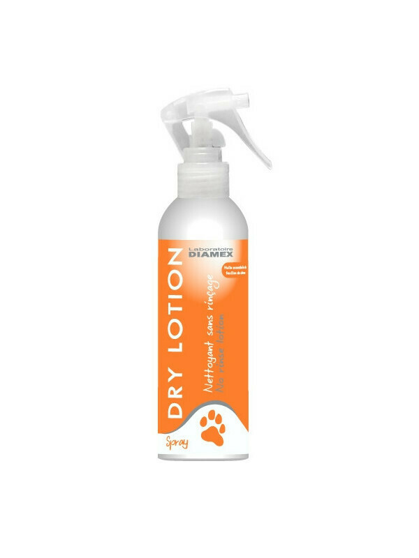 Shampooing  Diamex Dry Lotion  200 ml - 1L - 5 L - 25 L