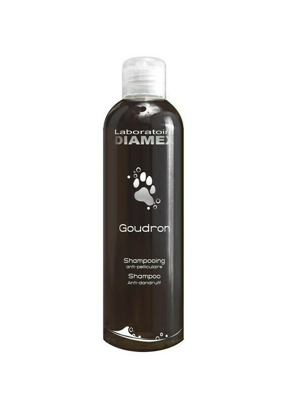 Shampooing Diamex Goudron 250 ML - 1 L - 5L -25 L