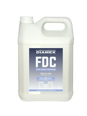 Shampooing Diamex First Deep Cleaning 5 L