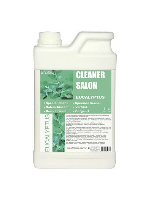 Cleaner Salon Diamex Eucalyptus 1L - 5L - 25L