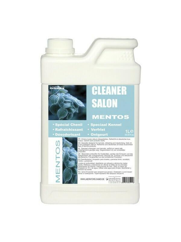 Cleaner Salon Diamex Mentos 1L - 5L - 25L