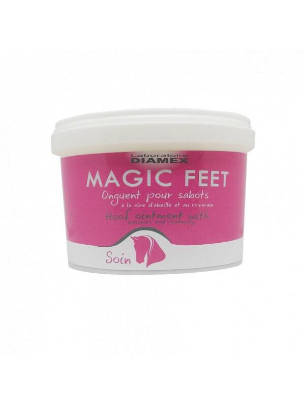Soins Des Sabots Diamex Magic Feet 500GR