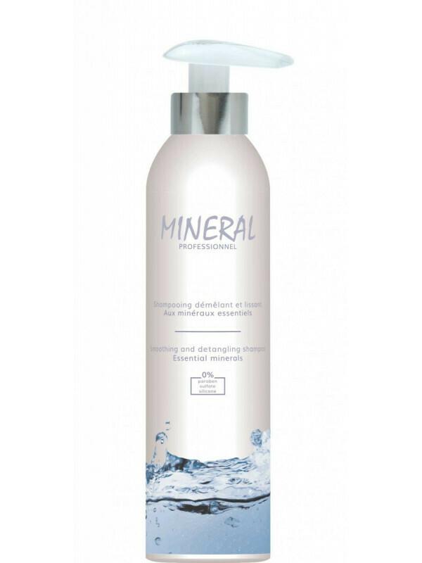 Shampooing Démêlant Diamex Minéral 250ML - 1L - 5L
