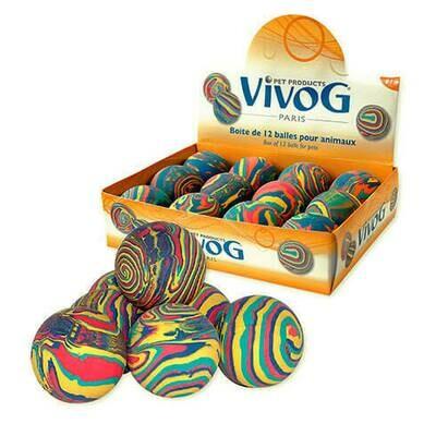 Balle Multicolore Vivog