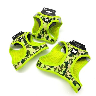 Harnais Martin Sellier Militaire Fluo