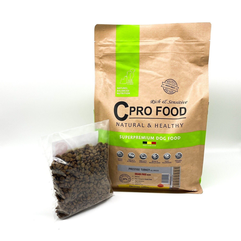 Prestige Dinde Cpro Food