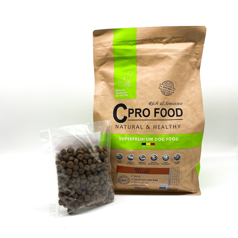 Adulte Poisson & Riz Cpro Food