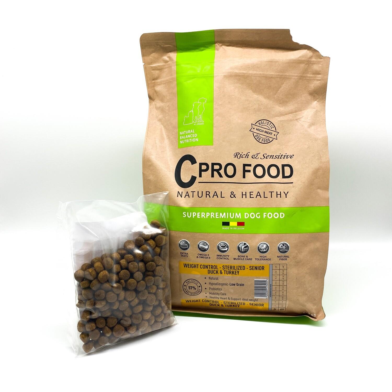 Contrôle de poids Cpro Food