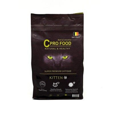 Chaton dinde Cpro Food