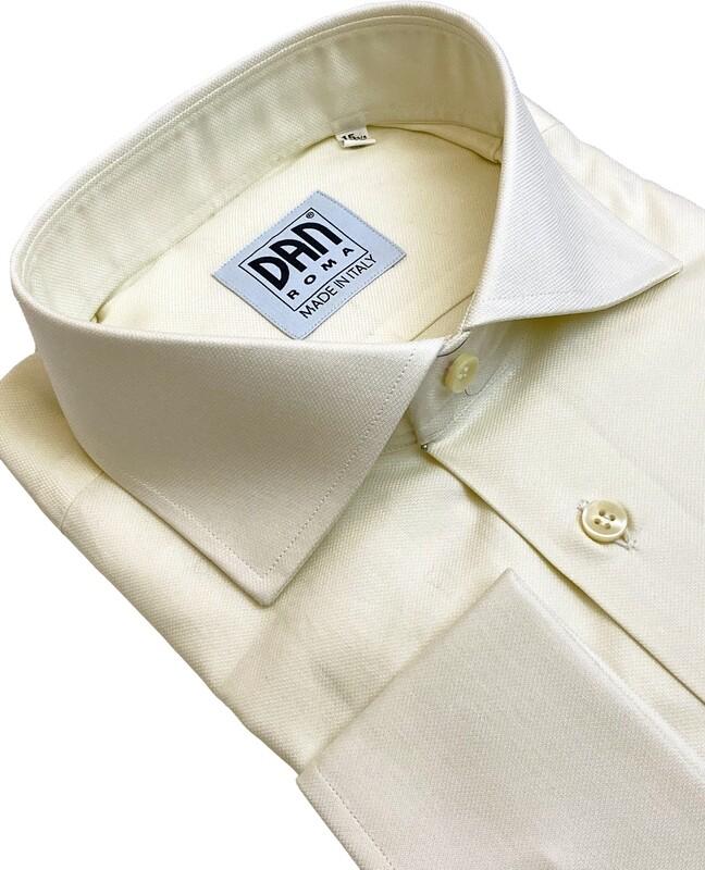 Classic 100% Cotton oxfordcremapolsidoppi