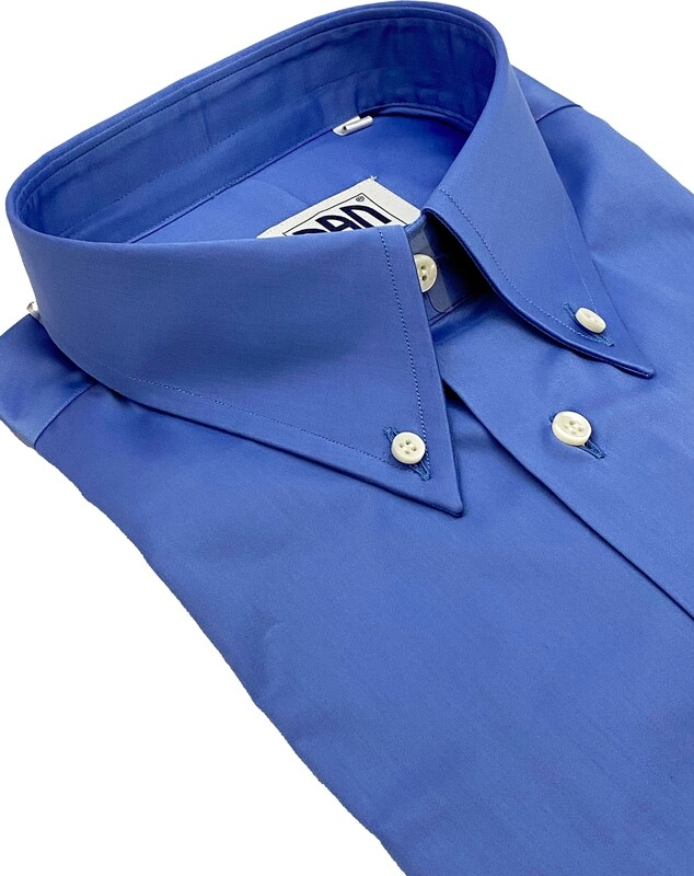 Exclusive shirt 100% Cotton namur azzurro sport