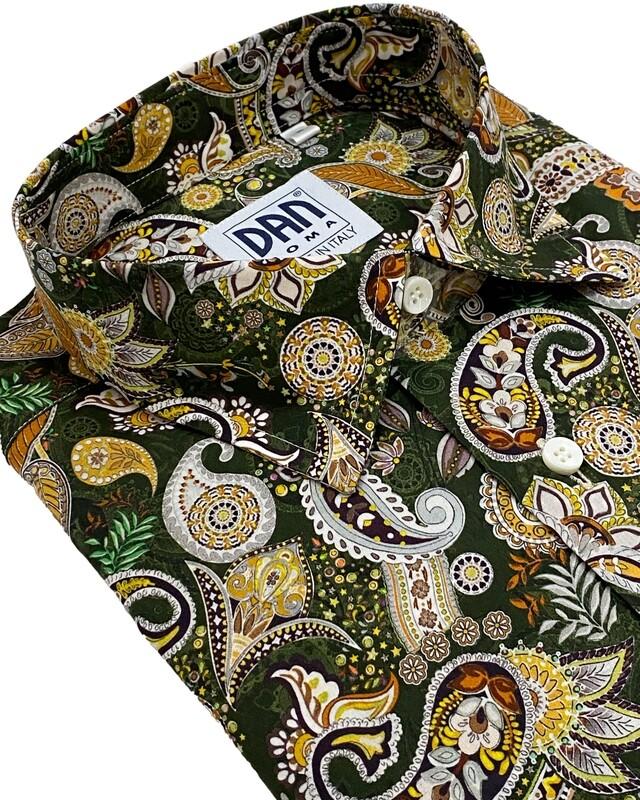 Limited Edition Shirt 100% Cotton X-POP-4031-103A LIM