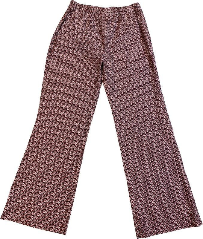 Exclusive Trouser 100% Cotton Coffee DOPAN