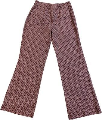 Exclusive Trouser 100% Cotton Coffee DOPAN