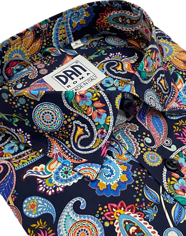 Limited Edition Shirt 100% Cotton X-POP-4031-101A LIM