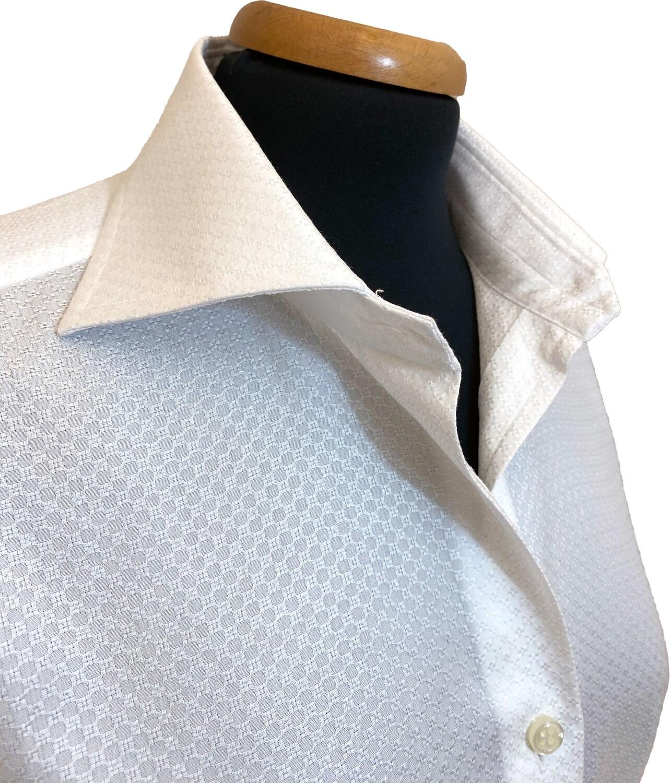 Exclusive Shirt 100% Cotton Bco jacquard DONNA