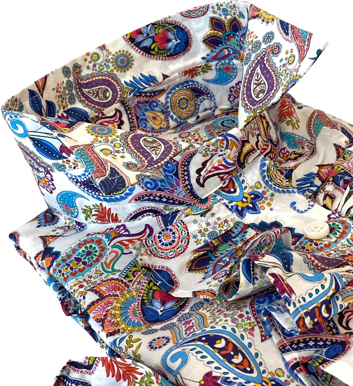 Limited Edition Shirt 100% Cotton Dis Cash rouches DOCAM