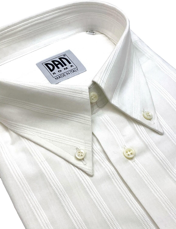 Casual100% Cotton Bianco Jacquard SPORT