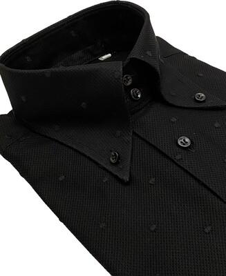 Exclusive shirt 100% Cotton Esprit de pois nero SPORT