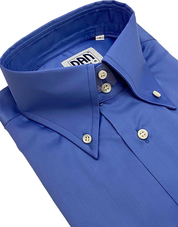 Exclusive shirt 100% Cotton namur azzurro sport 2bott