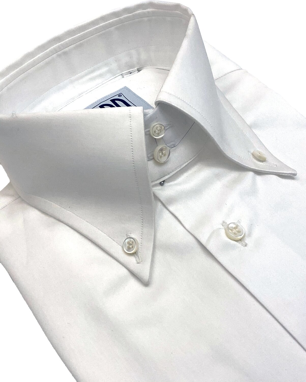 Exclusive shirt 100% Cotton Namur Bianco SPORT