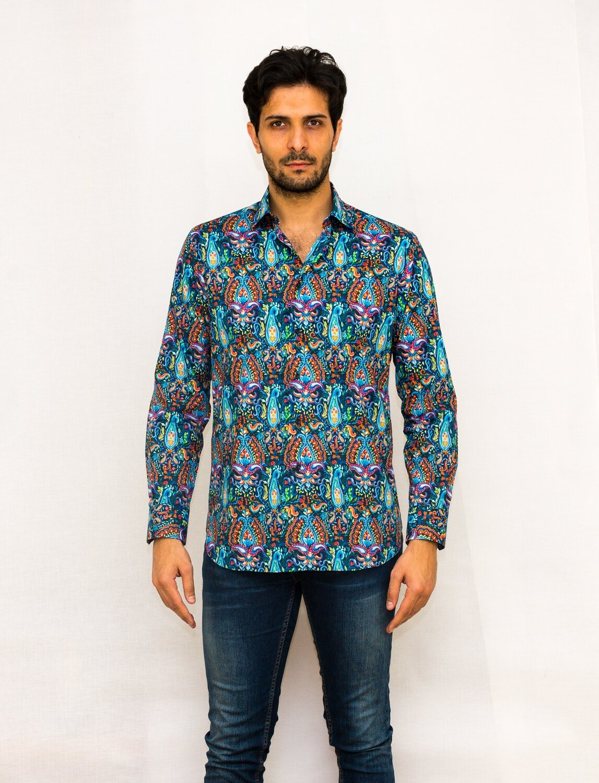 Limited Edition Shirt 100% Cotton XPOP-2822101-B LIM