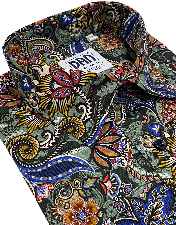 Limited Edition Shirt 100% Cotton X-ZODIAC-3497-110A LIM
