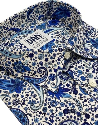 Limited Edition Shirt 100% Cotton X-POP-4878-101ALIM