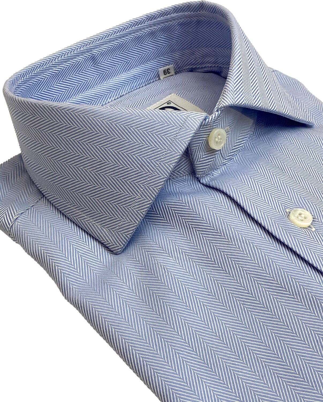 Classic 100% Cotton Herringbone cel CLA