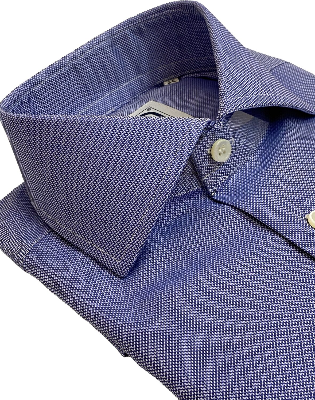 Classic 100% Cotton superoxfordblu CLA