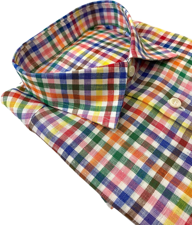 Limited Edition Shirt 100% Linen 103047 35