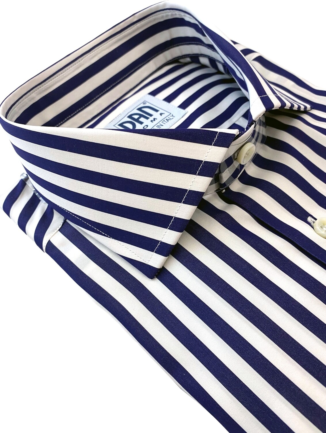 Exclusive shirt 100% Cotton EXCLUSIVE Downing Blu CLA