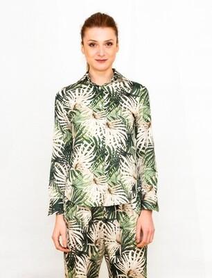 Limited Edition Shirt 100% Cotton Palme Donna