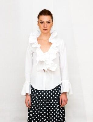 Limited Edition Shirt 100% Cotton  BURANO-299-299 ACAPULCO