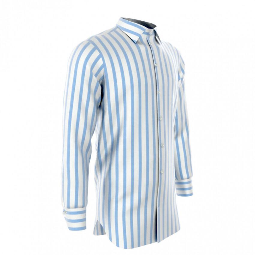 Exclusive shirt 100% Silk 3