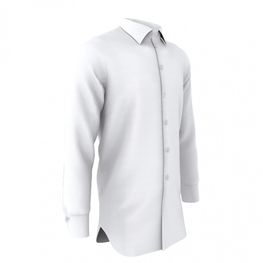 Classic 100% Cotton NOT CREASE  FM54095-000001