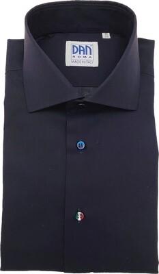 Exclusive 100% Cotton  bluscuro CLA ITA