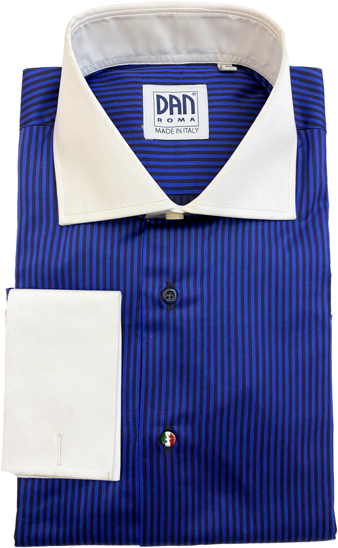 Exclusive shirt 100% Cotton DA-0028-322 ColloPB ITA