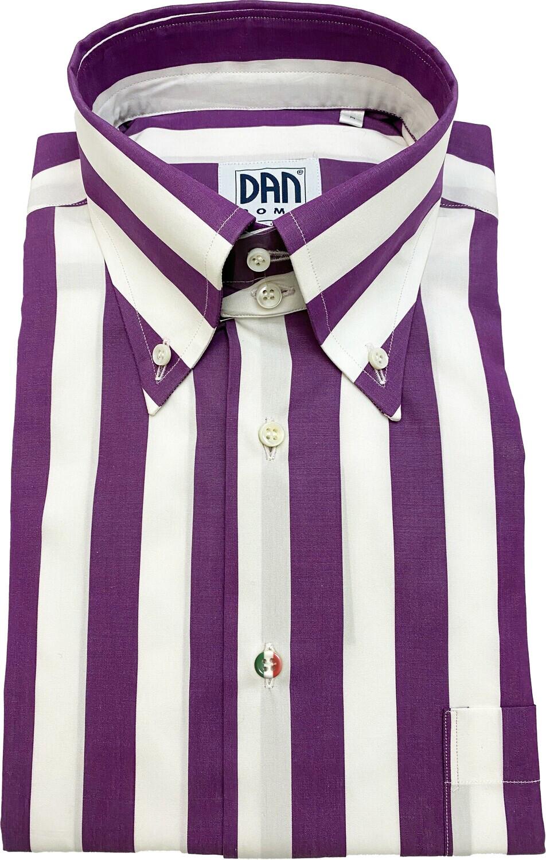 Exclusive shirt 100% Cotton Rigonimelanzana SPORT ITA