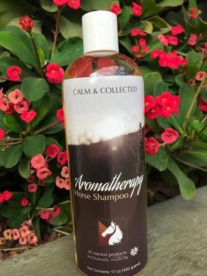 Horse Aromatherapy Shampoo