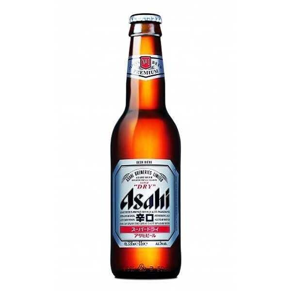 Bière Asahi (33 cl)