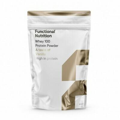 Whey 100 Protein Powder 850g - Vanilla