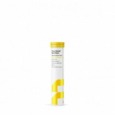 Electrolyte Tabs 20 stk - Lemon