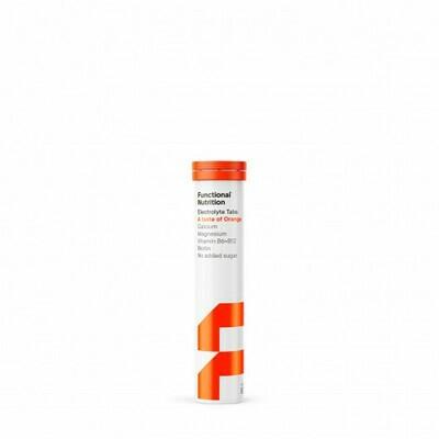 Electrolyte Tabs 20 stk - Orange