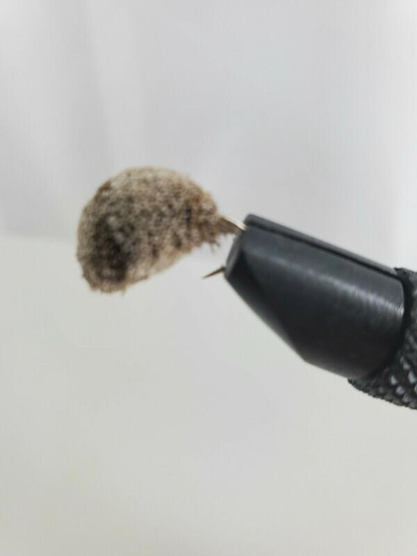 Deer Hair Carp Flies Size #10 3 Flies per Package