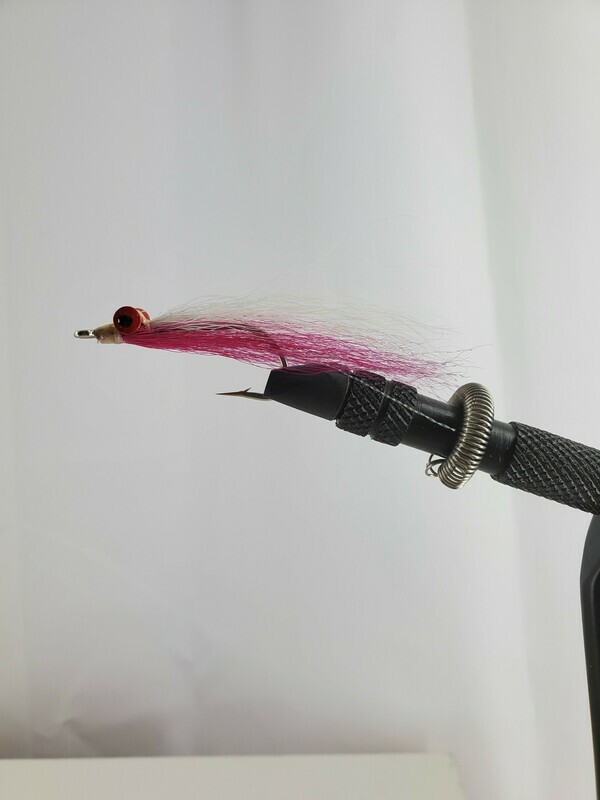 Pink and White Clousers Size 3/0