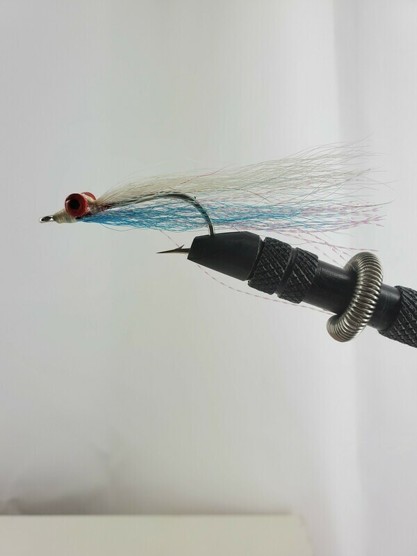 Blue and White Clousers Size 3/0