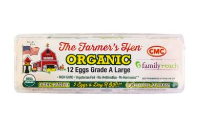 Organic Eggs (12)
