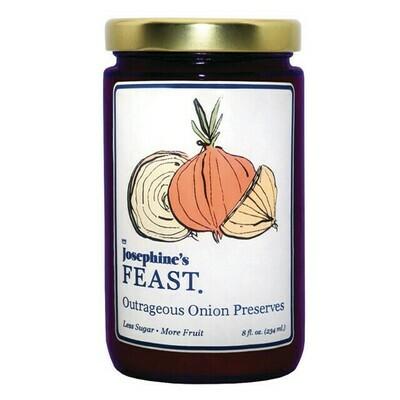 Outrageous Onion Preserve