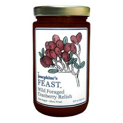 Wild Cranberry Relish